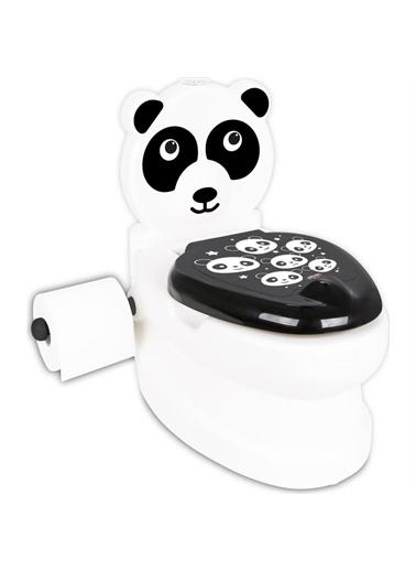 Pilsan Pilsan 7561 Eğitici Lazımlık Tuvalet Panda Educational Potty Renkli